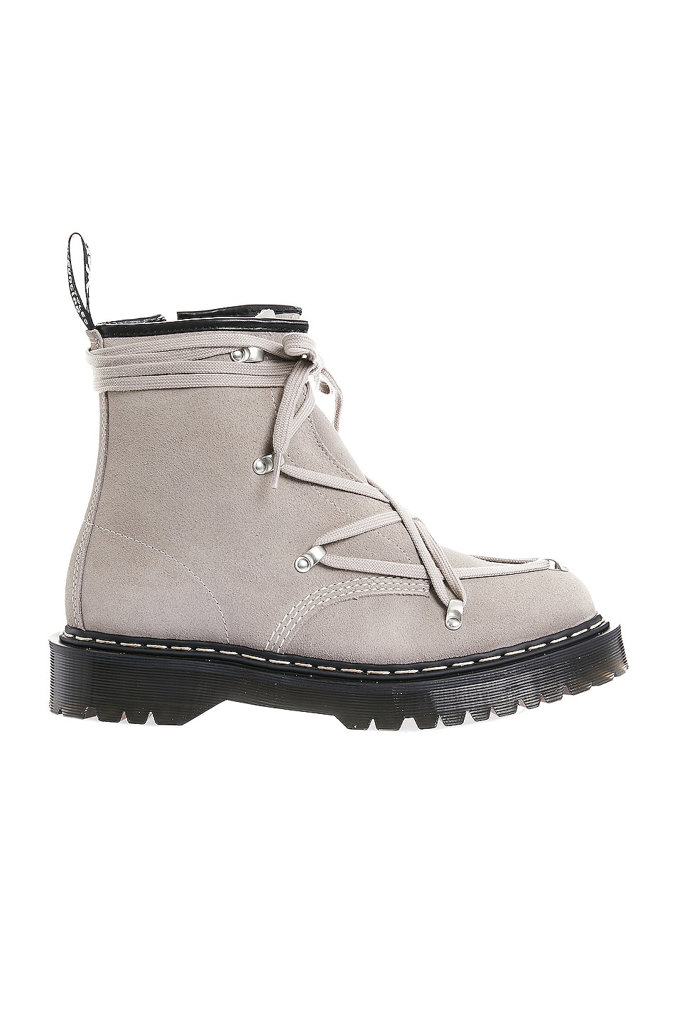 Image 1 of Rick Owens x Dr. Martens Bex Sole Boot in Pearl