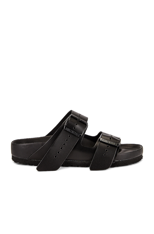Image 1 of Rick Owens x Birkenstock Arizona Sandal in Black