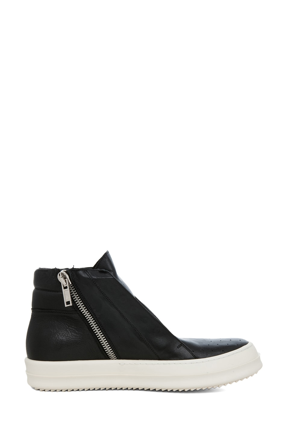 Island Dunk sneakers - Black Rick Owens QeJGSNW