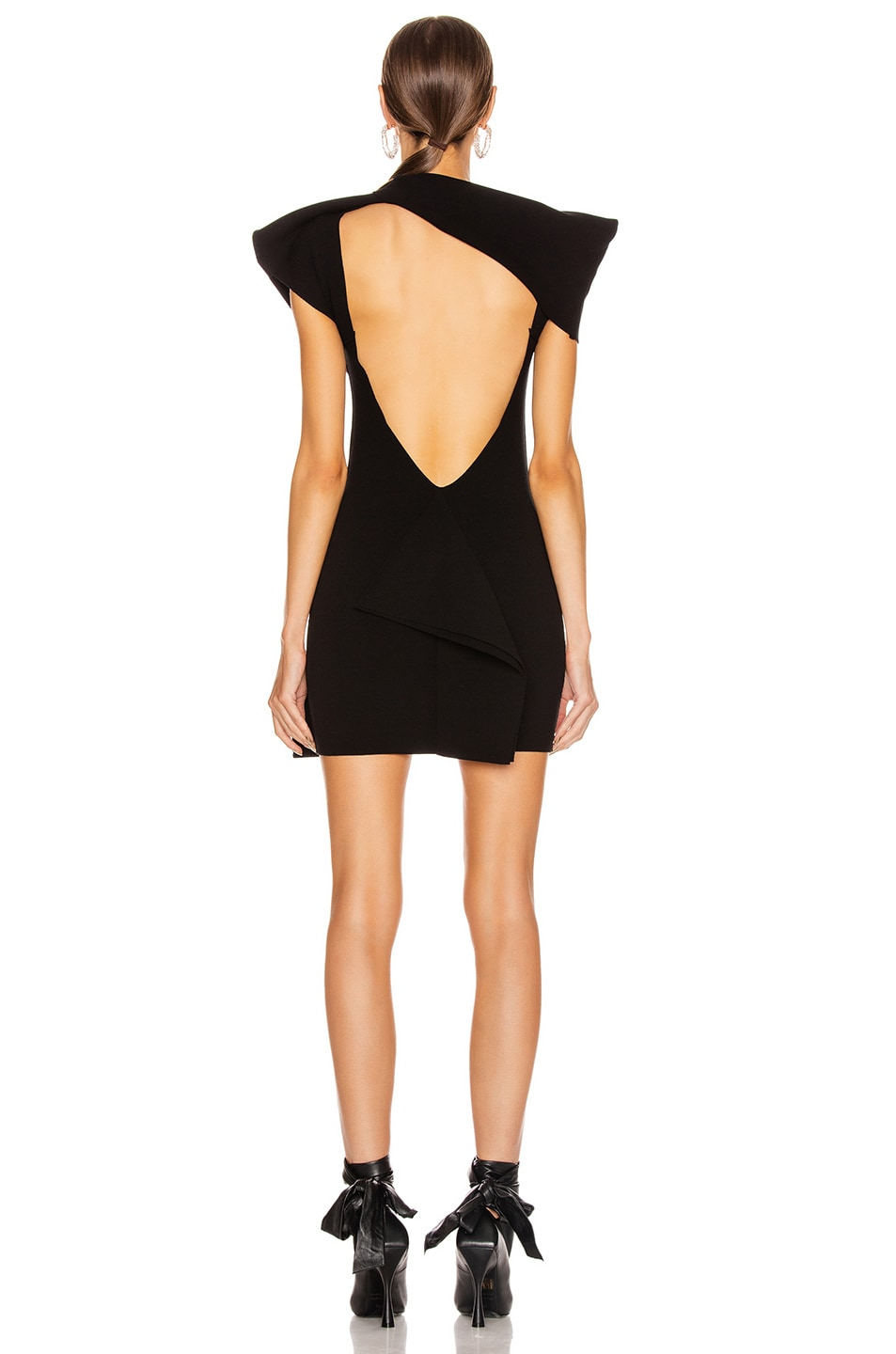 Image 4 of Rick Owens Sarah Tunic in Black