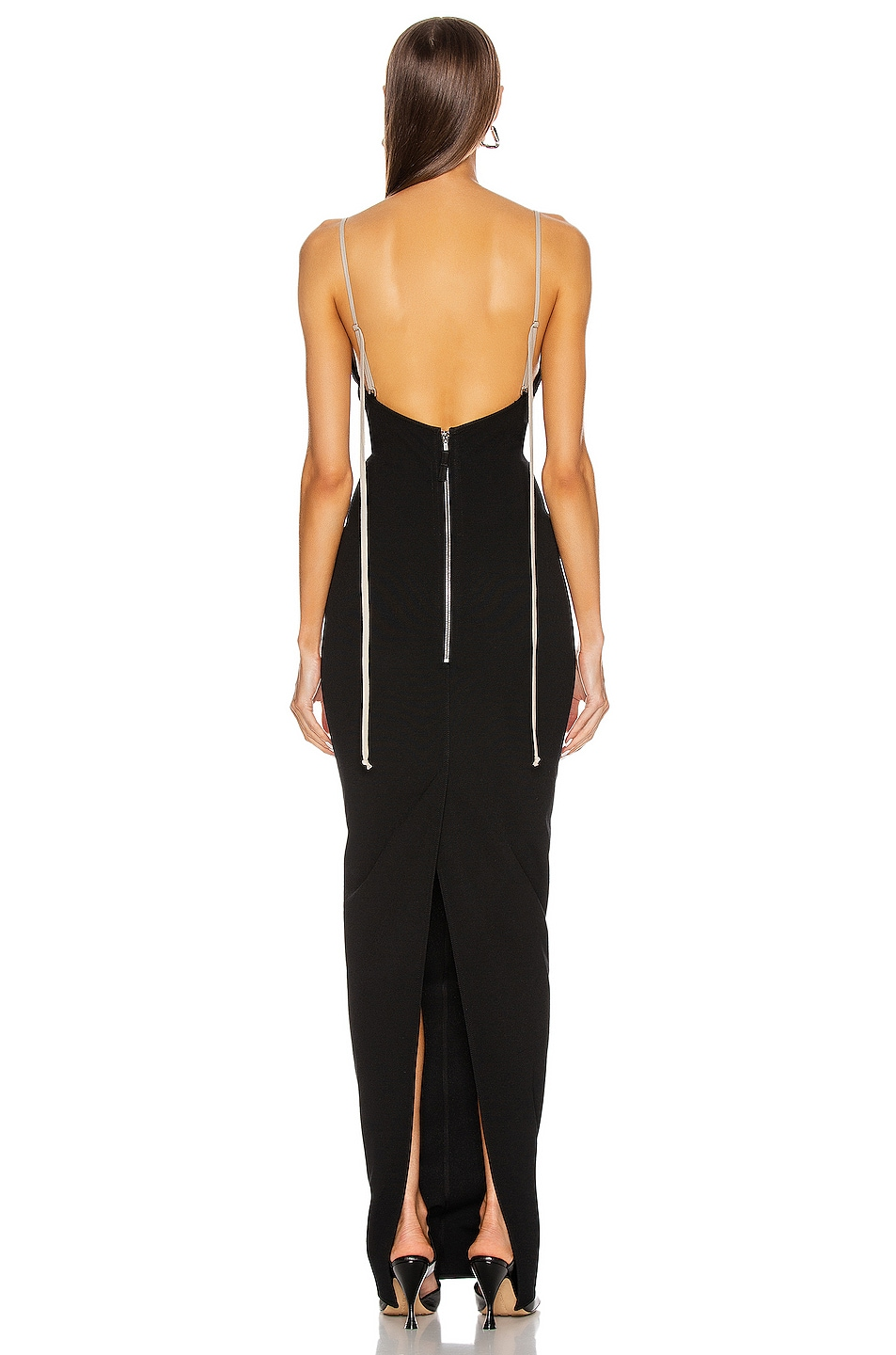 Image 4 of Rick Owens Maillot Gown in Black
