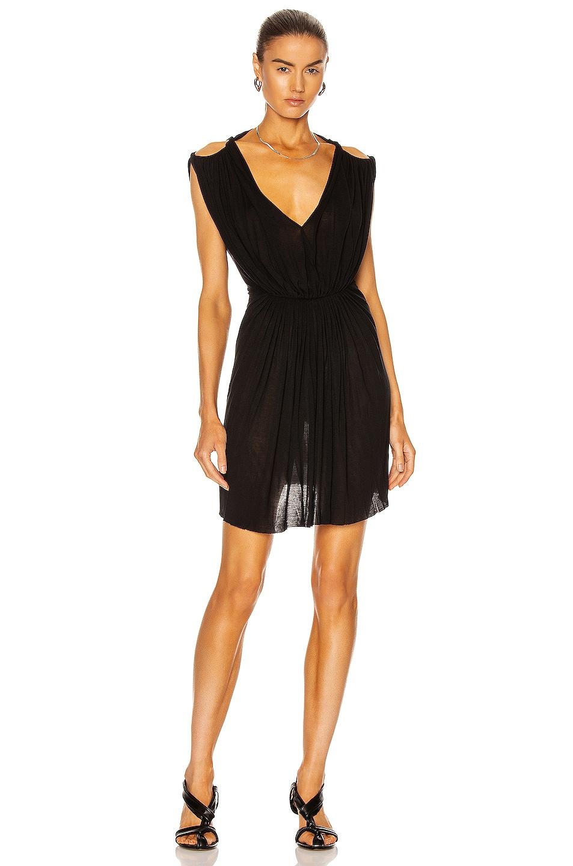 Image 1 of Rick Owens Helena Tunic Dress in Black