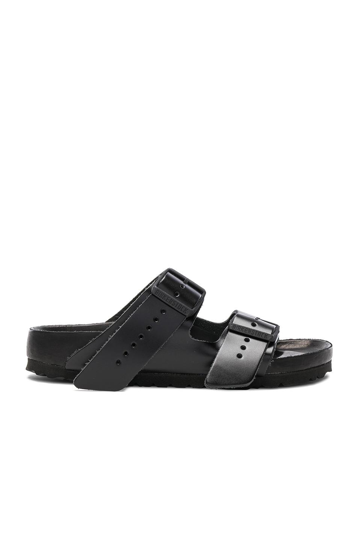Image 1 of Rick Owens x Birkenstock Arizona Sandals in Black