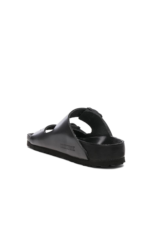 Image 3 of Rick Owens x Birkenstock Arizona Sandals in Black