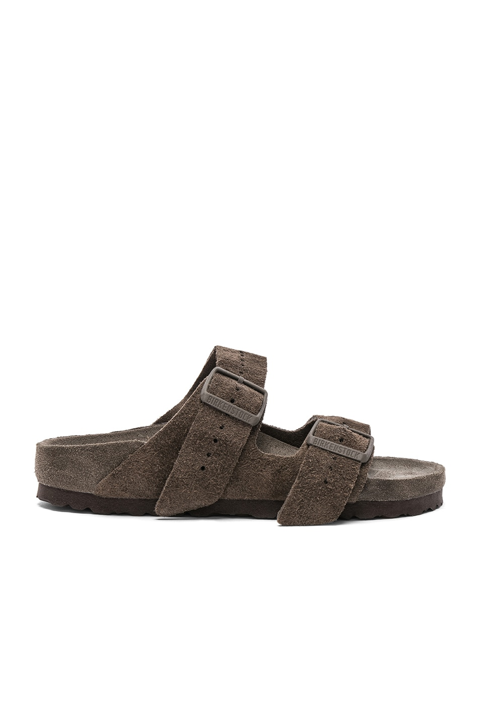 Image 1 of Rick Owens x Birkenstock Arizona Sandals in Dust