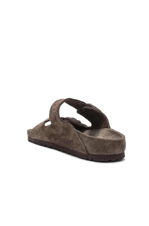 Image 3 of Rick Owens x Birkenstock Arizona Sandals in Dust