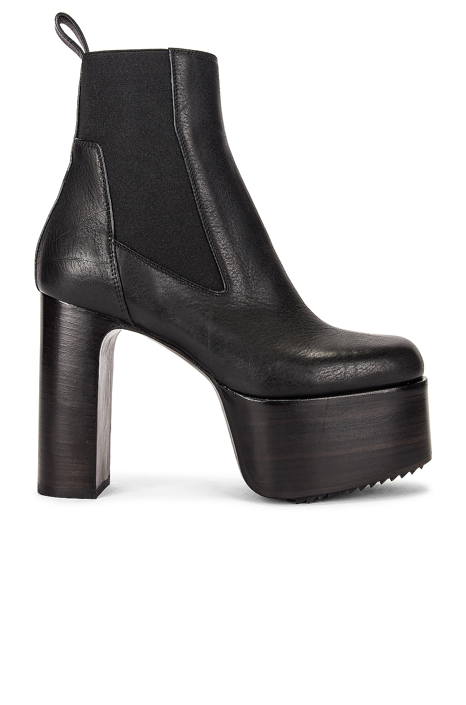 Image 1 of Rick Owens Kiss 65 Boot in Black