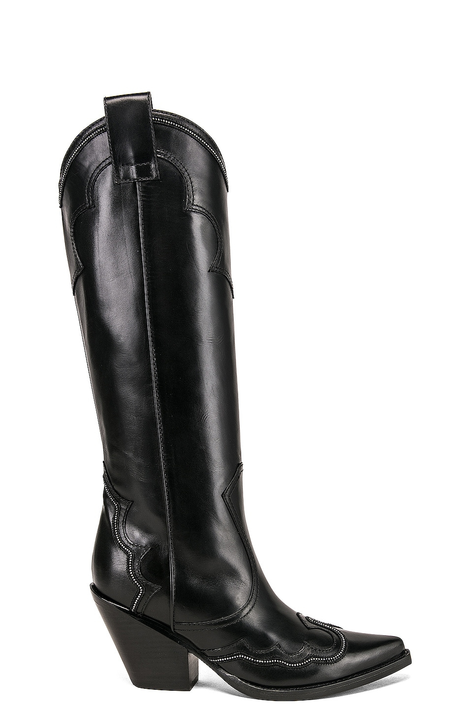 Image 1 of Redemption Cowboy Boot in Black