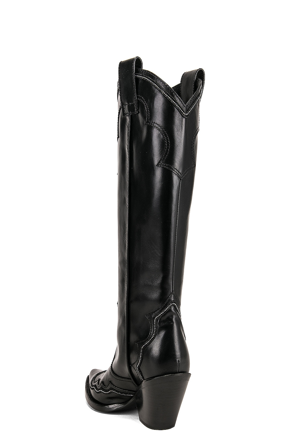 Image 3 of Redemption Cowboy Boot in Black