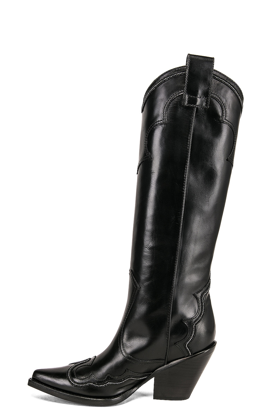 Image 5 of Redemption Cowboy Boot in Black
