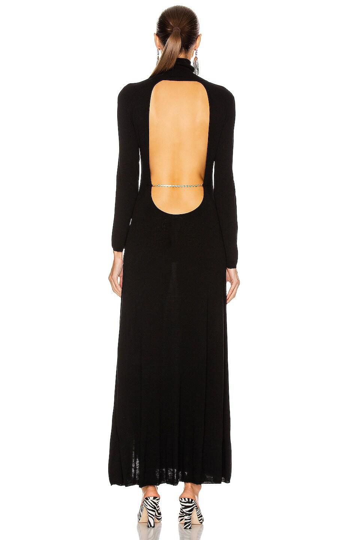 Image 5 of RIXO Antonia Dress in Black