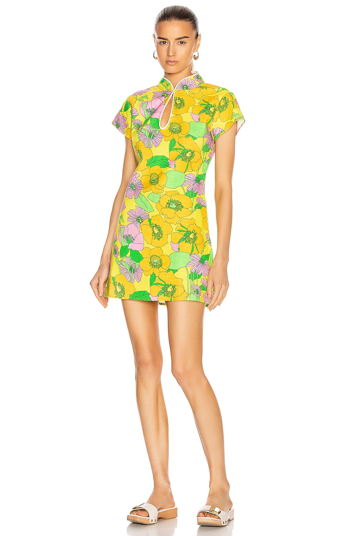 Image 1 of RIXO Lolita Dress in 60s Floral