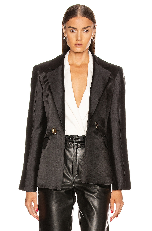 Image 2 of REJINA PYO Una Jacket in Black
