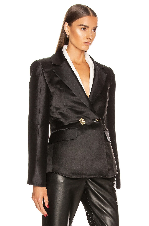 Image 3 of REJINA PYO Una Jacket in Black