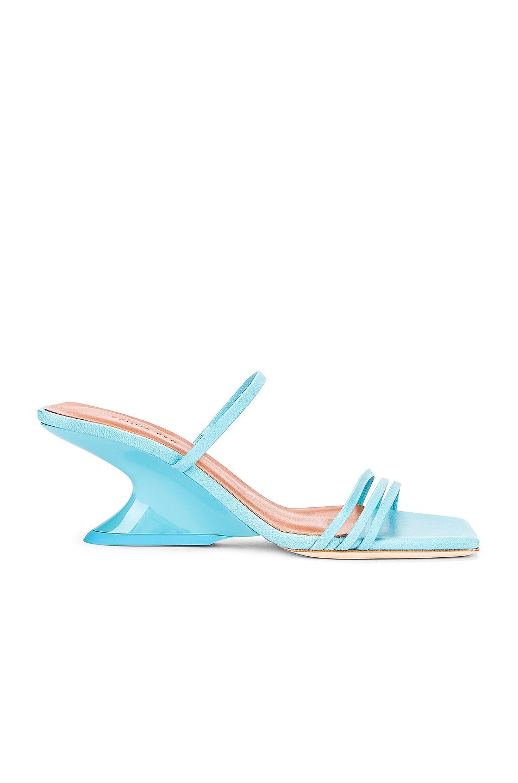Image 1 of REJINA PYO Romy Sandal in Jewel Blue