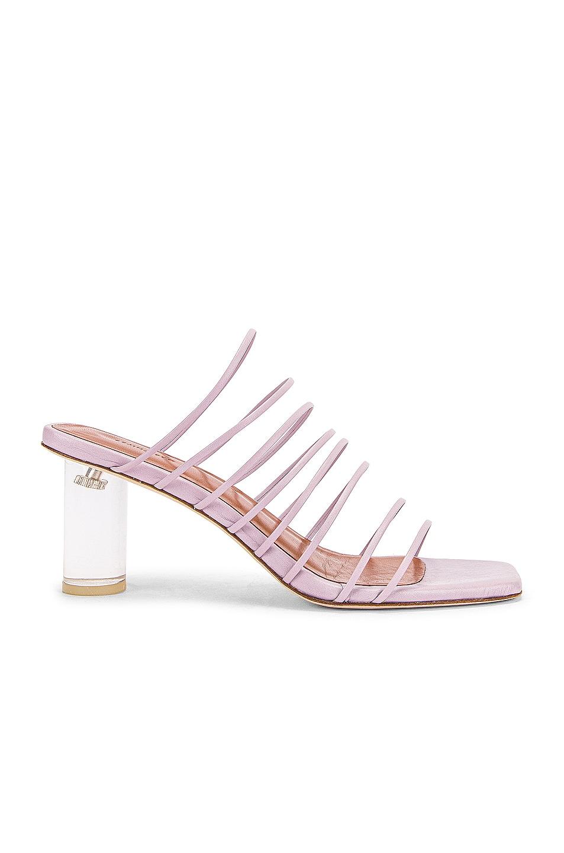 Image 1 of REJINA PYO Zoe 60 Sandal in Lilac