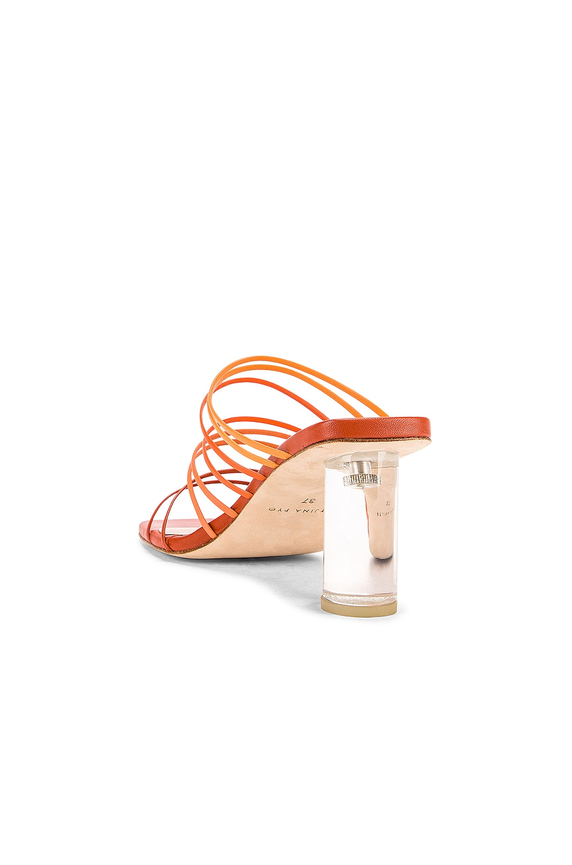 Image 3 of REJINA PYO Zoe 60 Sandal in Ombre Rust