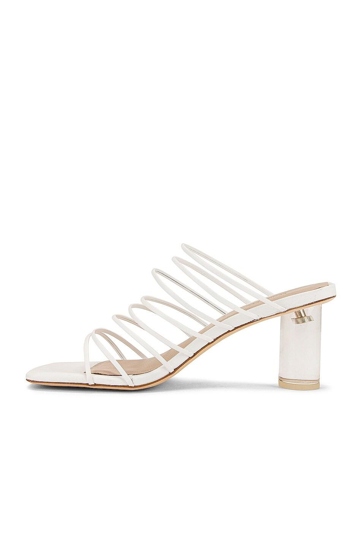 Image 5 of REJINA PYO Zoe 60 Sandal in Leather White