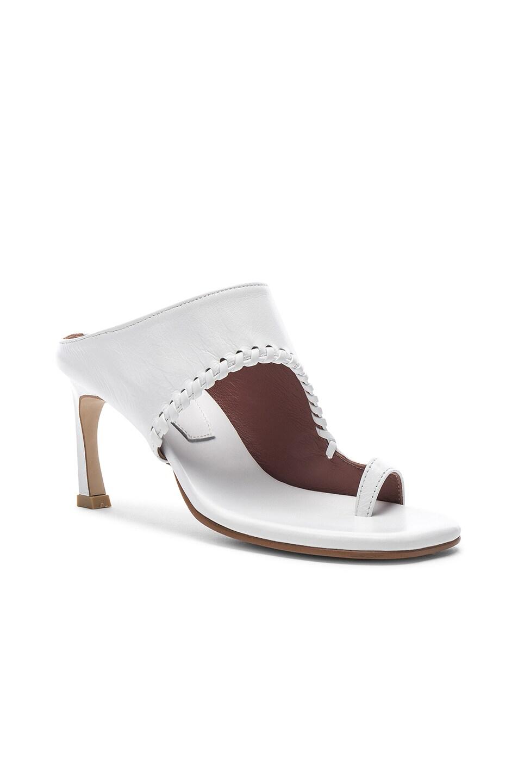 Image 2 of Reike Nen Asymmetry Turnover Heel in White