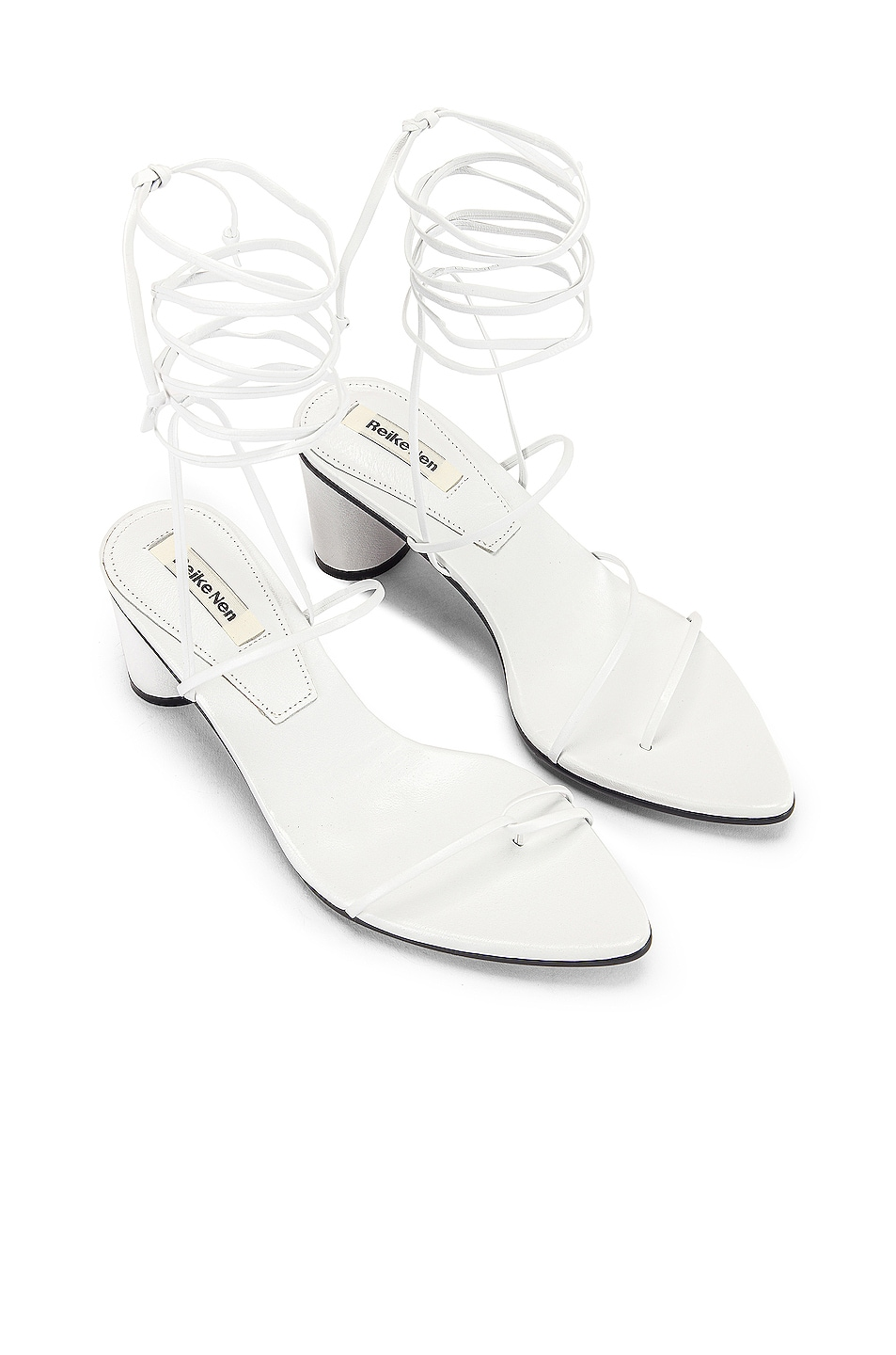 Image 1 of Reike Nen Odd Pair Heels in White