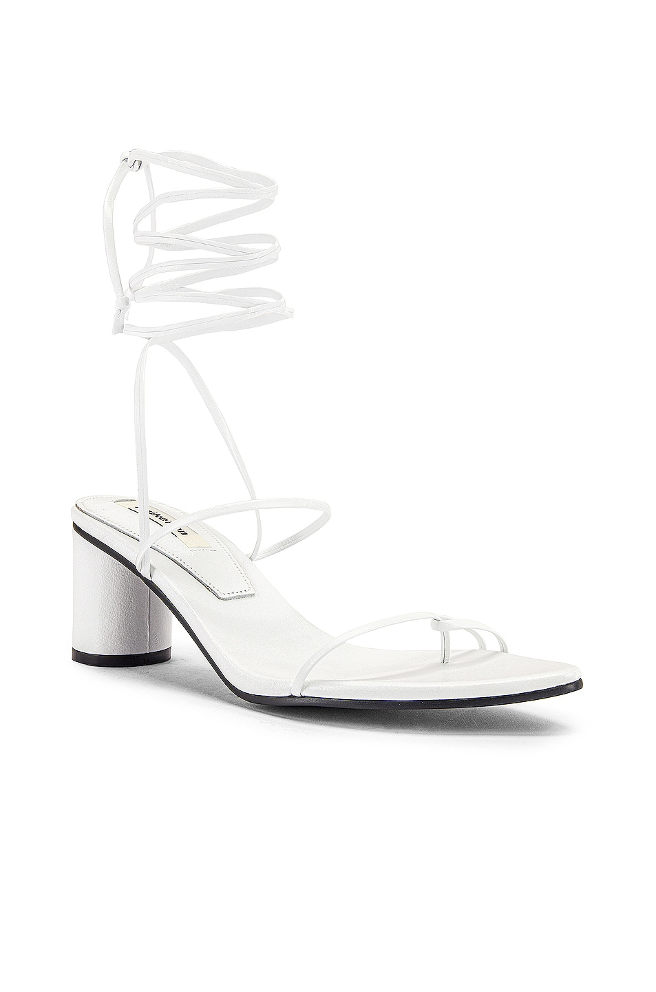Image 3 of Reike Nen Odd Pair Heels in White