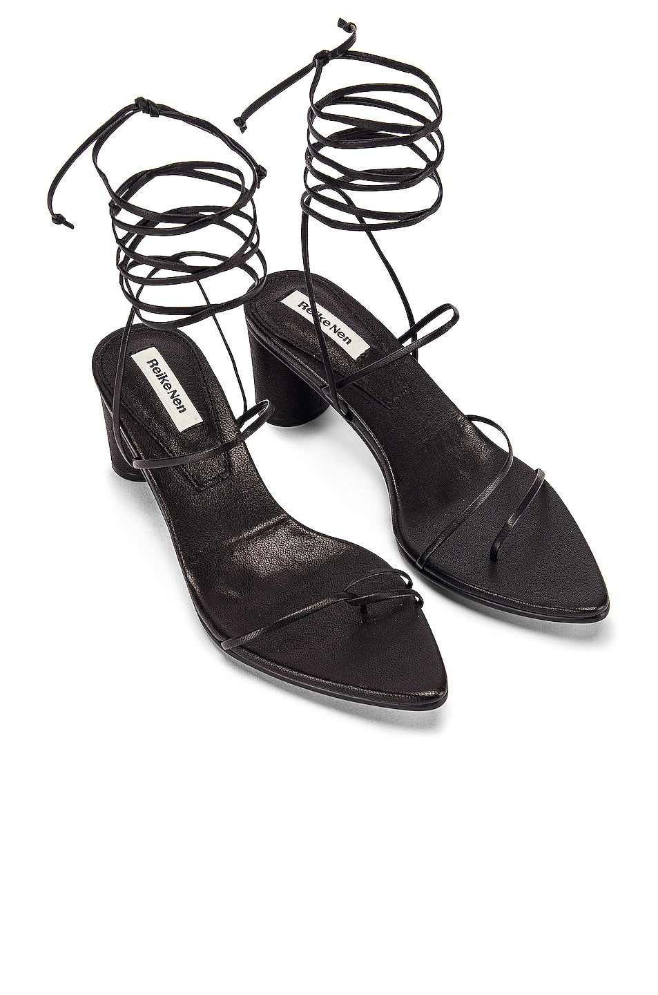 Image 1 of Reike Nen Odd Pair Heels in Black