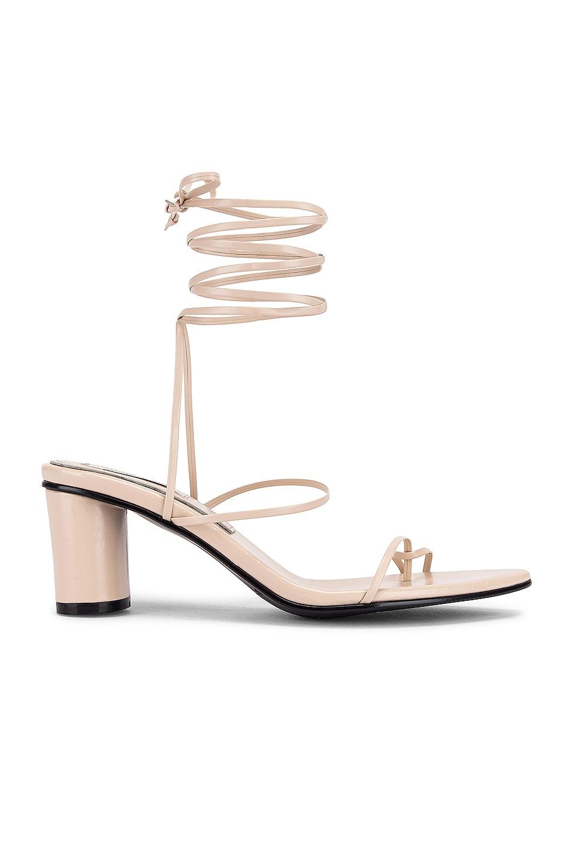 Image 2 of Reike Nen Odd Pair Sandals in Cream