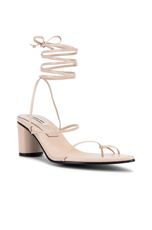 Image 3 of Reike Nen Odd Pair Sandals in Cream