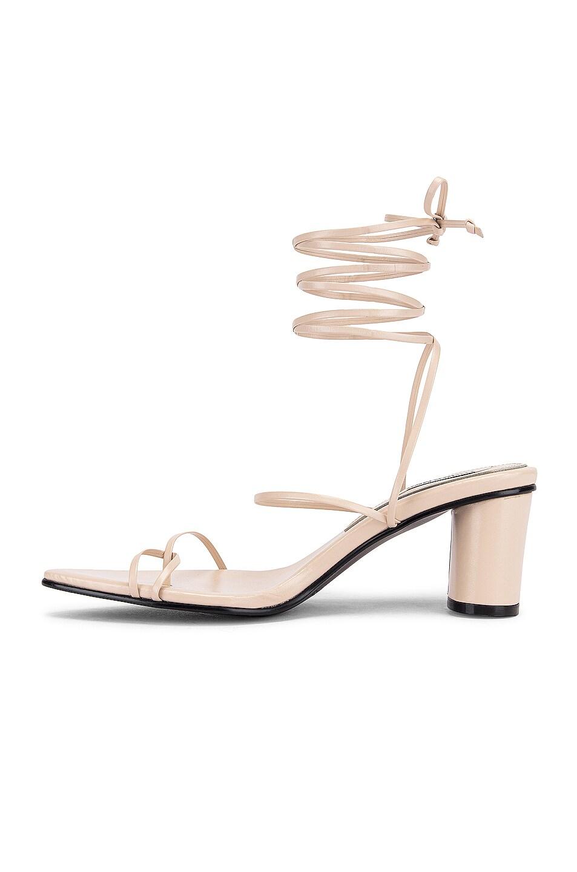 Image 5 of Reike Nen Odd Pair Sandals in Cream