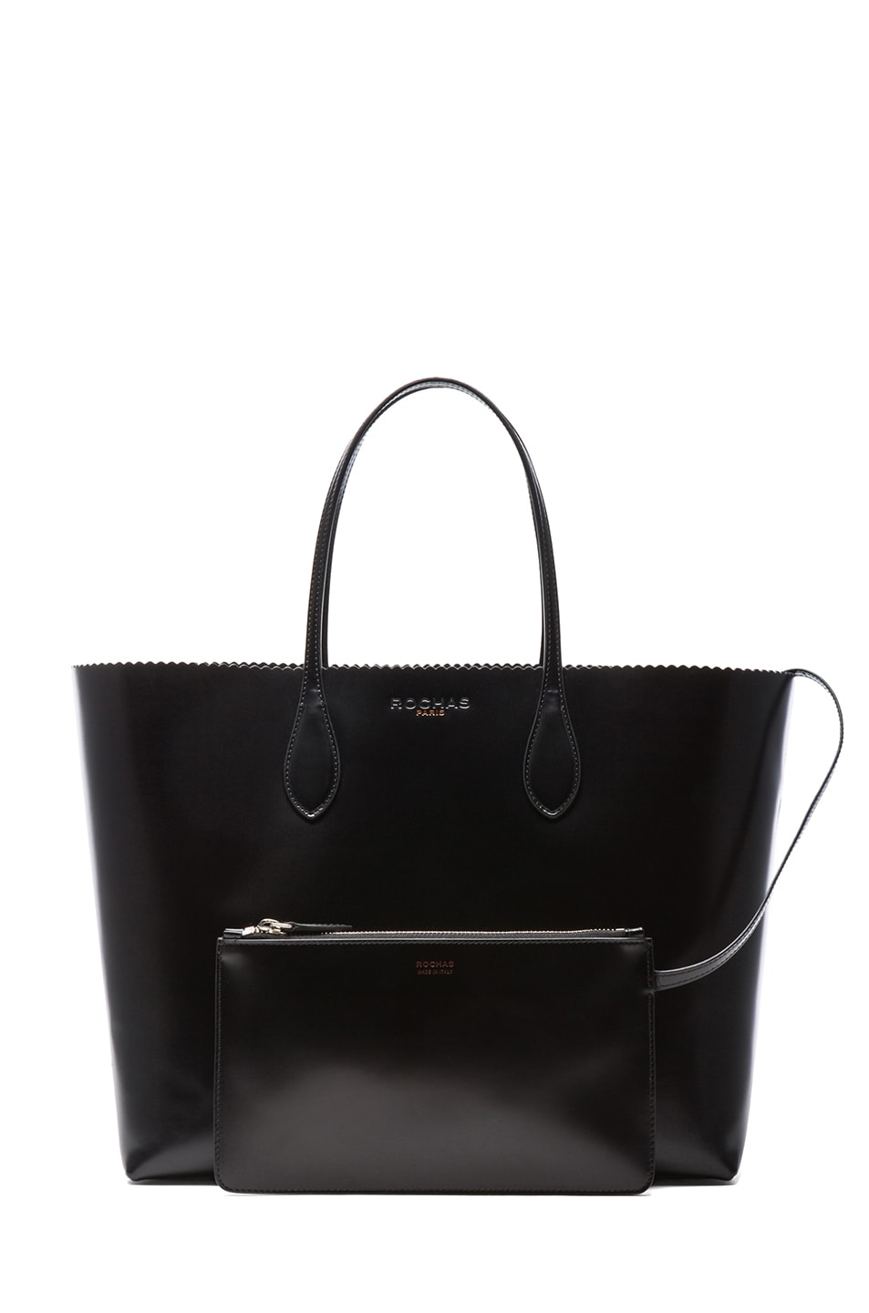Image 5 of ROCHAS Borsa Tote in Black