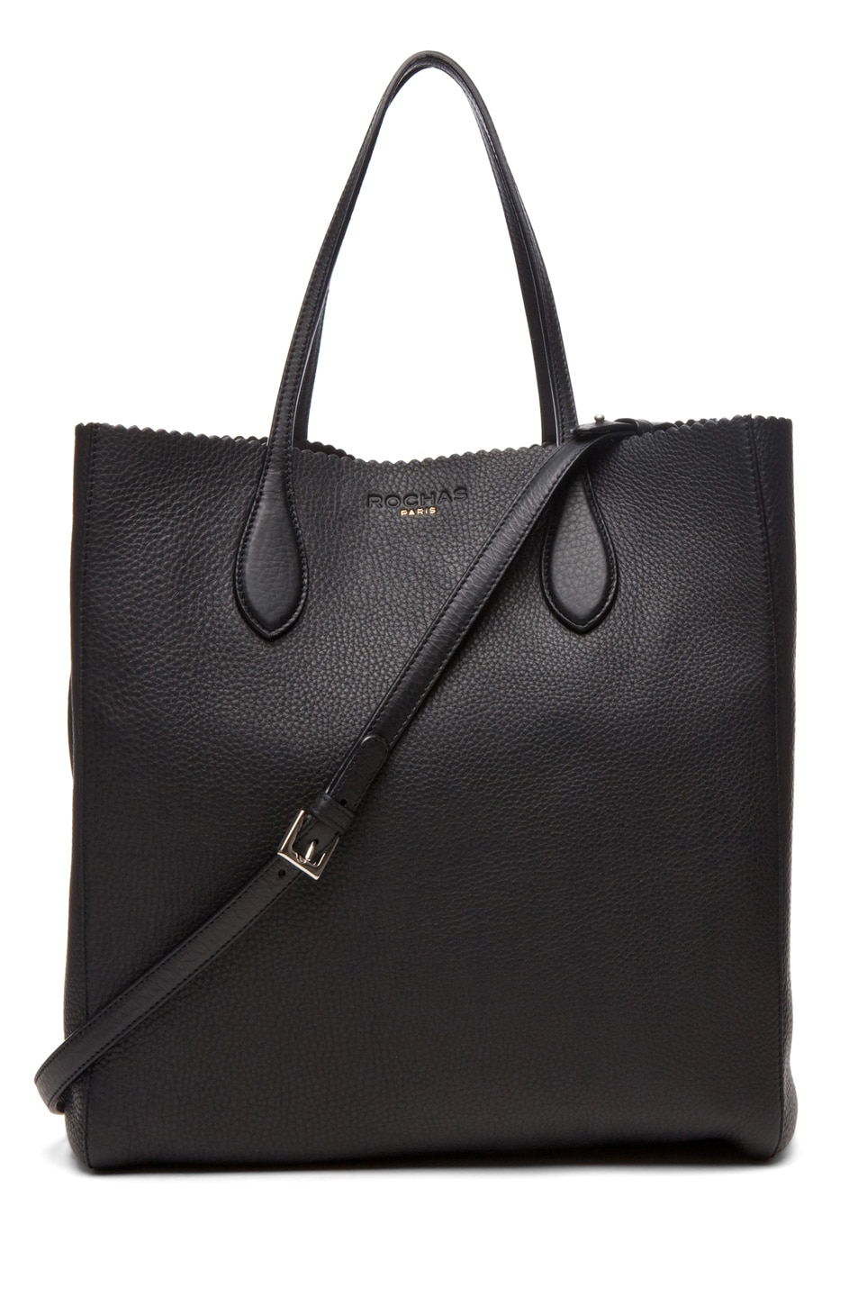 Image 1 of ROCHAS Borsa Tote in Black