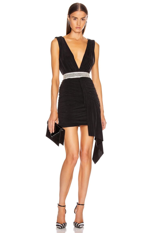 Image 1 of Rêve Riche Janela Dress in Black