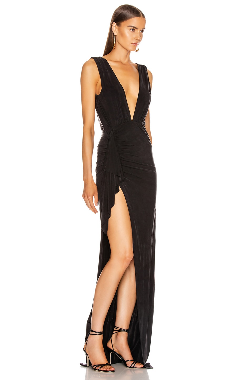 Image 2 of Rêve Riche Adnana Dress in Black