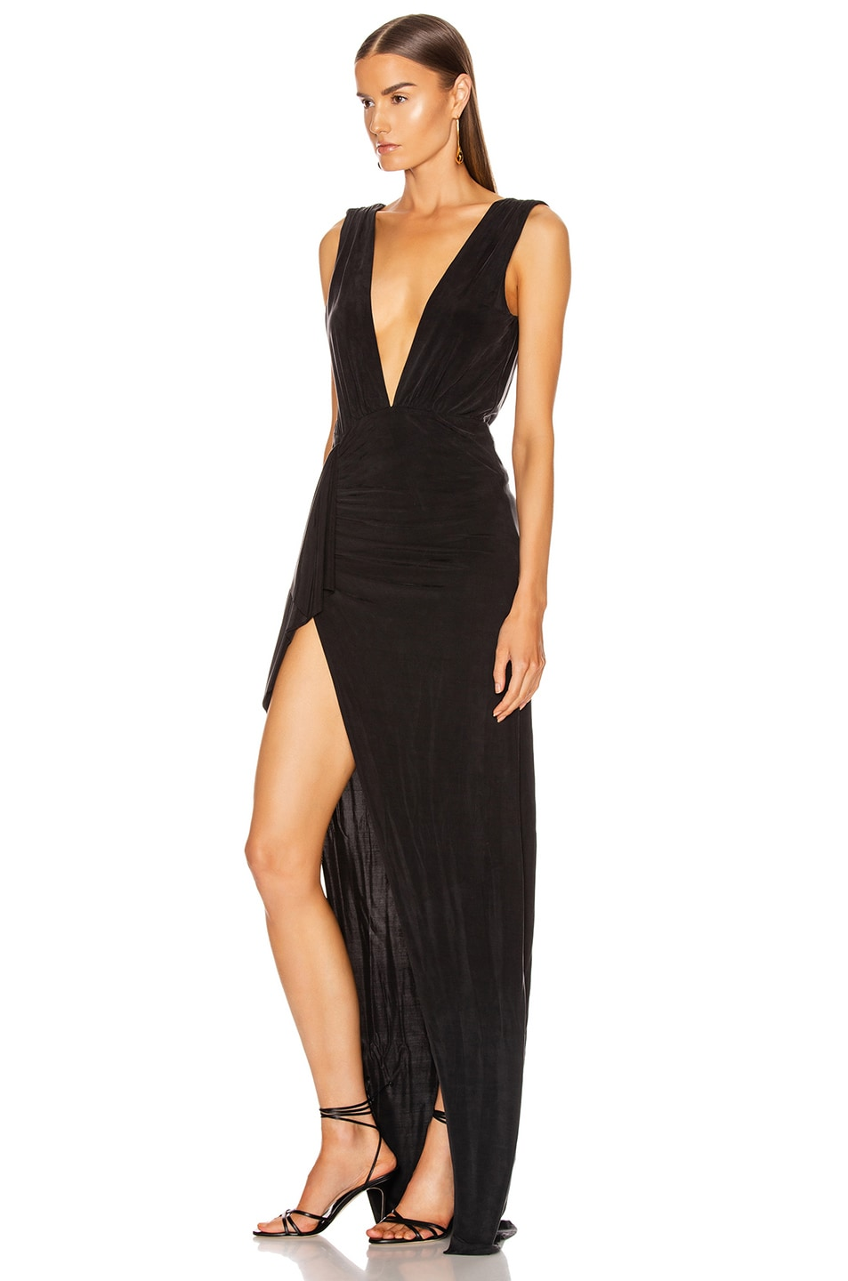 Image 3 of Rêve Riche Adnana Dress in Black