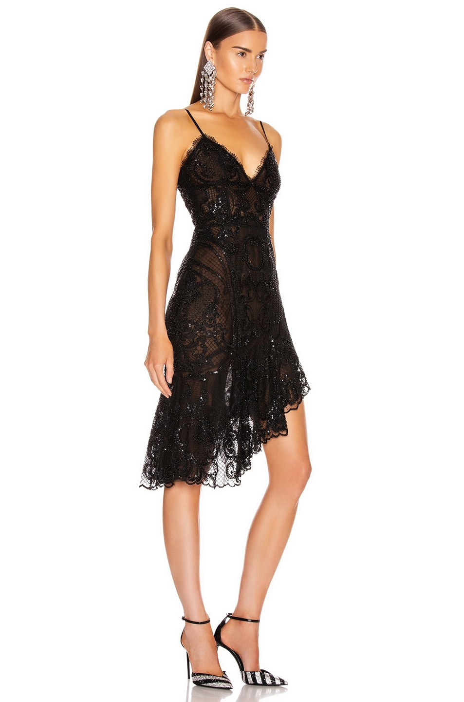 Image 2 of Rêve Riche Dalila Dress in Black