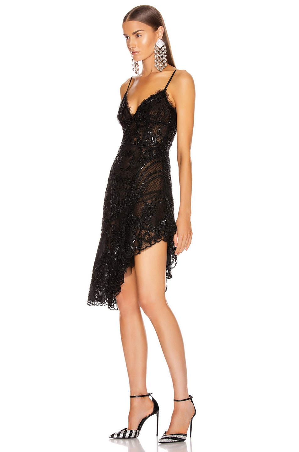 Image 3 of Rêve Riche Dalila Dress in Black