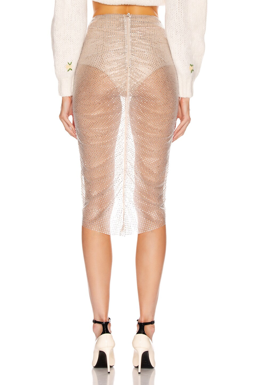 Image 3 of Rêve Riche Aytash Skirt in Powder Gray