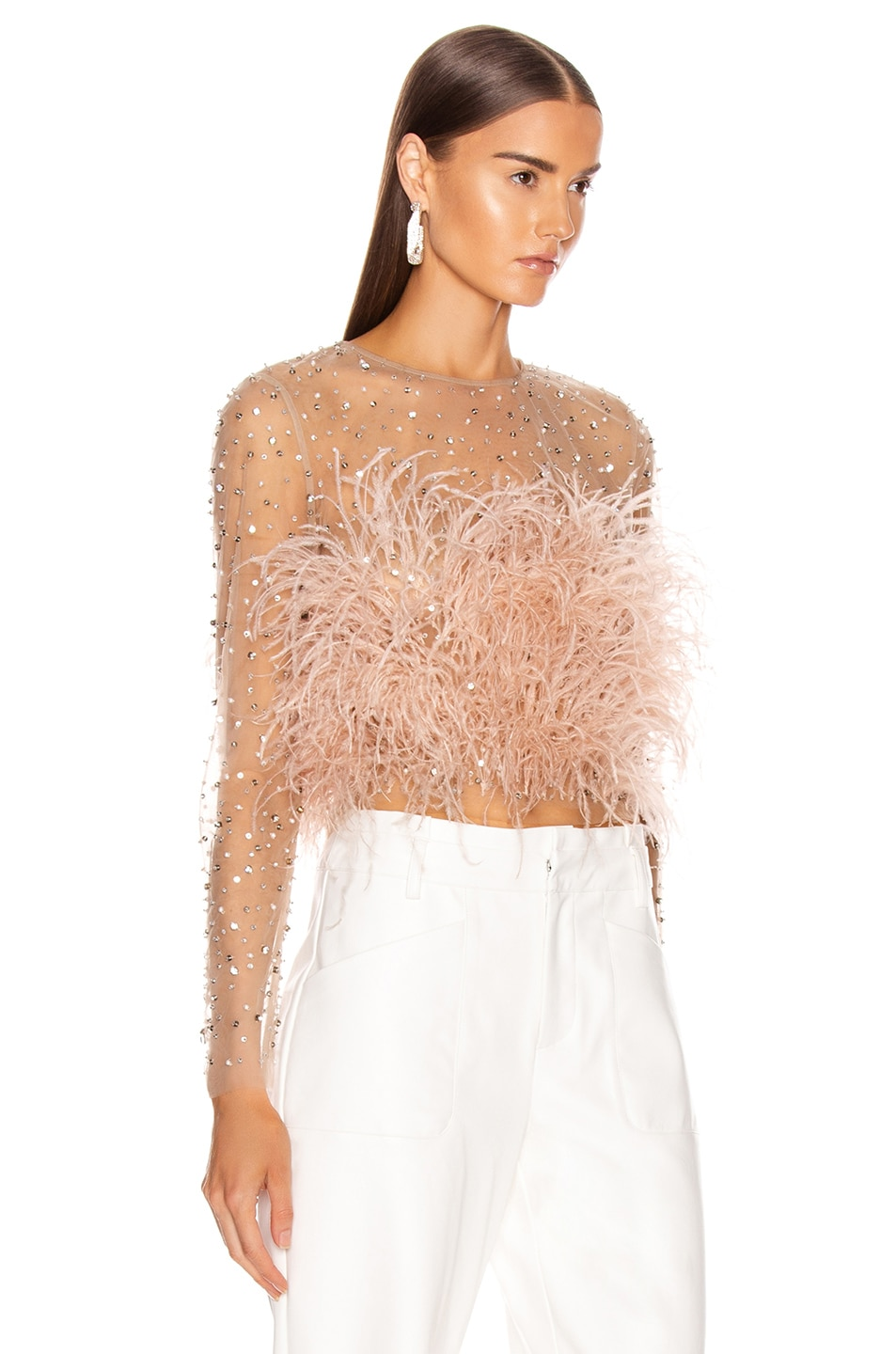 Image 2 of Rêve Riche Jasmina Top in Dusty Rose