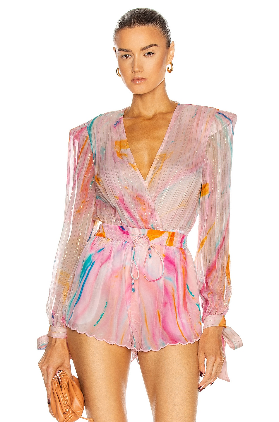 Image 1 of ROCOCO SAND Davina Top in Pink