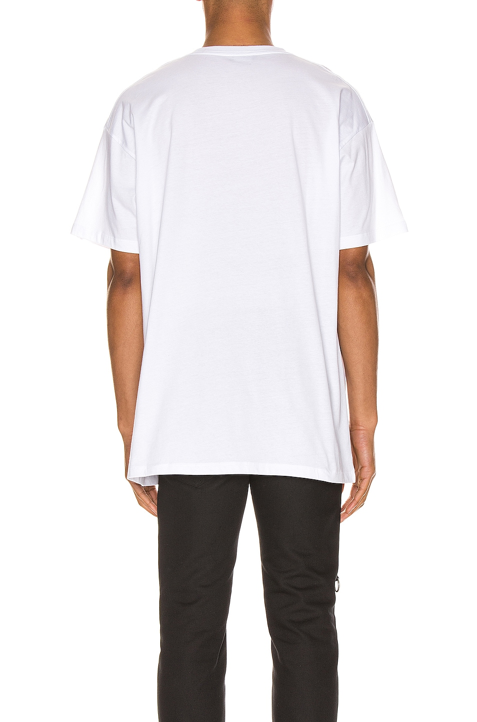 Image 4 of Raf Simons Heroes Tee in White