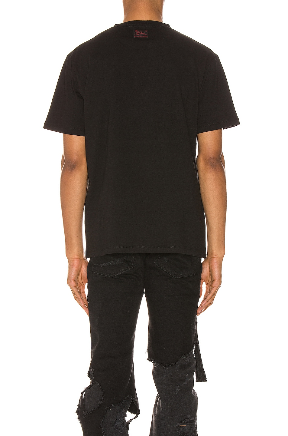 Image 3 of Raf Simons Twin Peaks Tee in Black