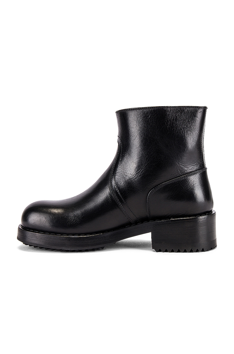 Image 5 of Raf Simons Ankle Boot in Black