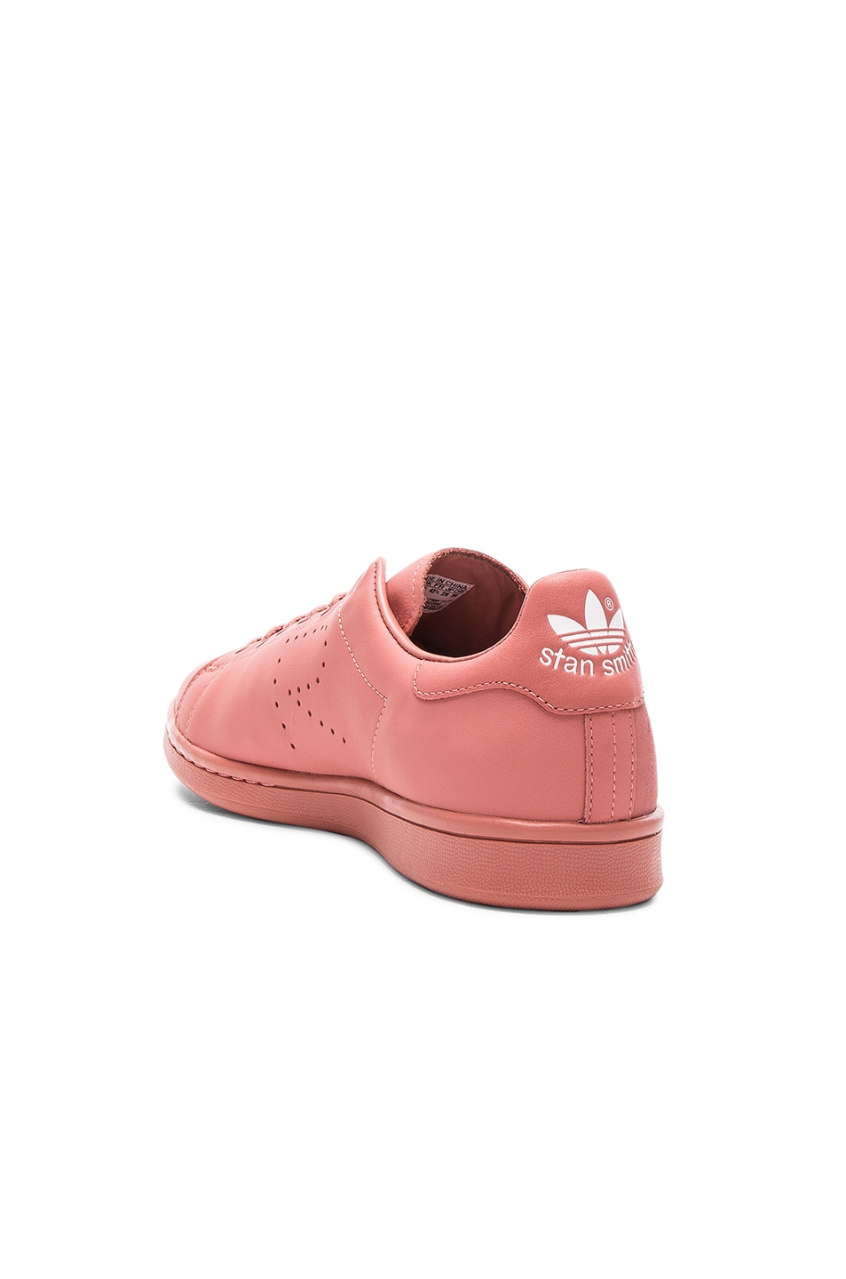 best service 694be 311a6 Image 3 of Raf Simons x Adidas Stan Smith in Ash Pink