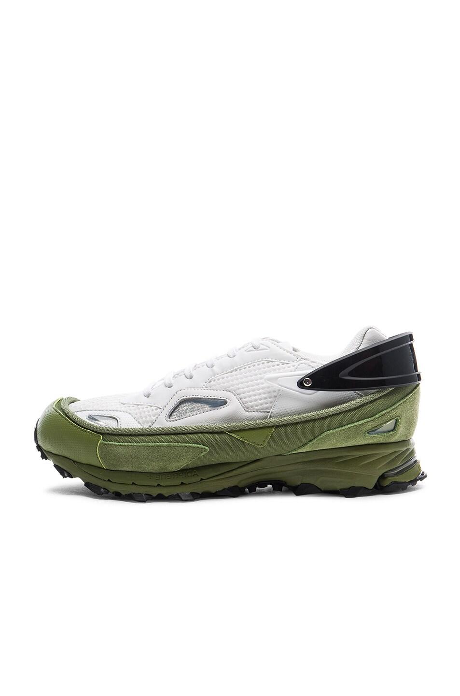 27a95fdf19995 Image 5 of Raf Simons x Adidas Response Trail 2 in Vintage White
