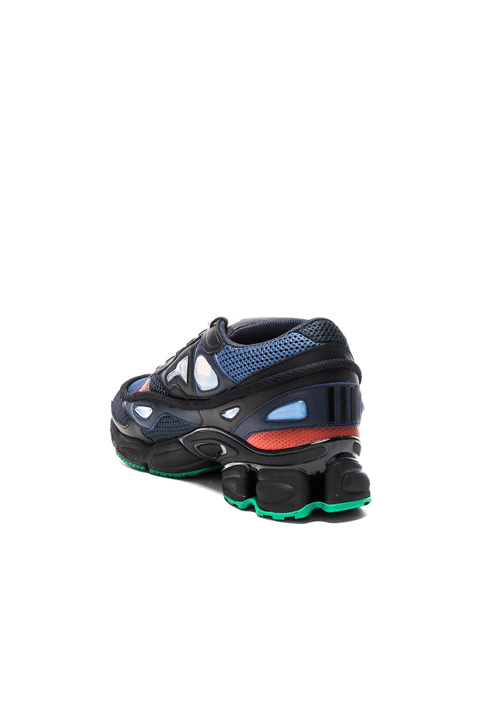 wholesale dealer 58a73 fab0d Image 3 of Raf Simons x Adidas Ozweego Bunny in Night Marine