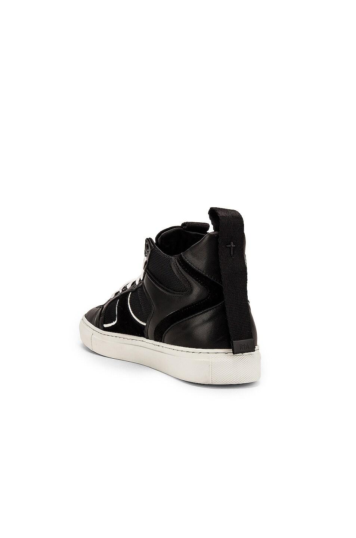 Image 3 of RtA 1001 Sneaker in White Sole