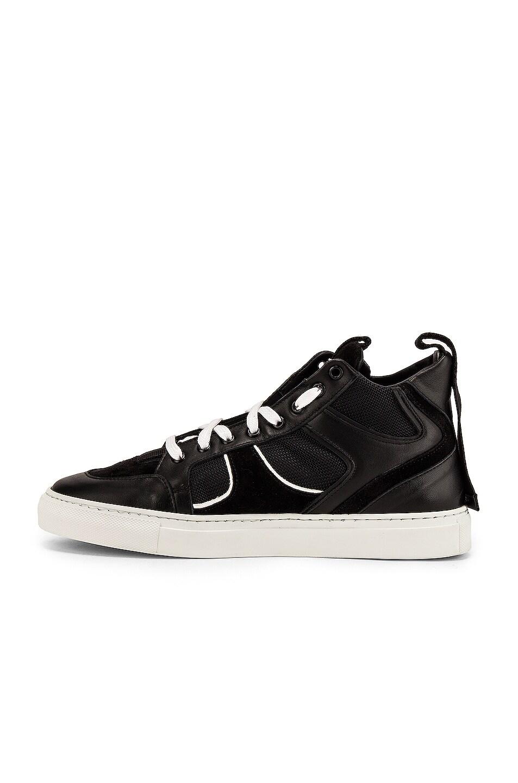 Image 5 of RtA 1001 Sneaker in White Sole