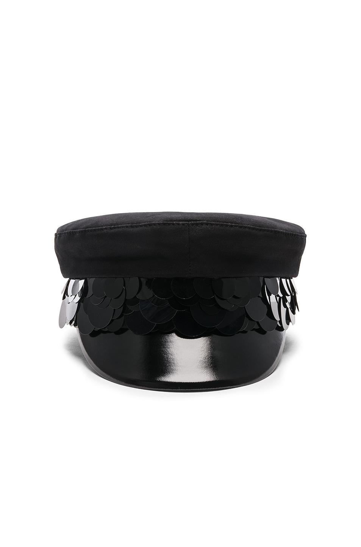 Image 1 of RtA x Ruslan Baginskiy Hat in Black