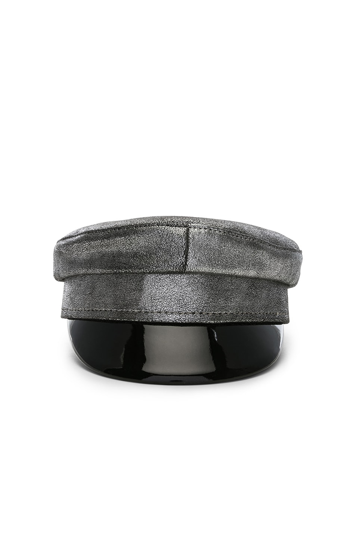 Image 1 of RtA x Ruslan Baginskiy Hat in Silver