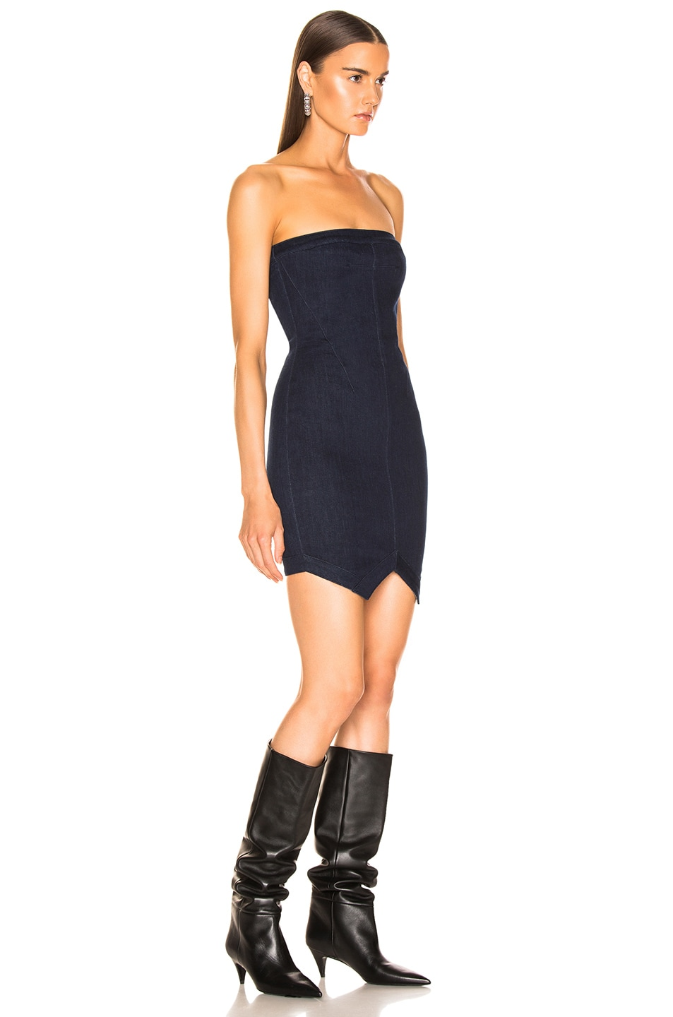 Image 2 of RtA Wylde Dress in Blue